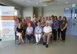 COTA Queensland welcomes new Peer Educators preview image