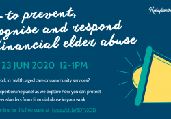 How to prevent, recognise and respond to financial elder abuse preview image