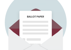 Postal Vote Application preview image