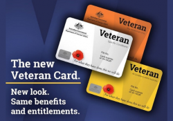 DVA clients' new-look Veteran Cards to access healthcare preview image
